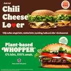 Restauranger och Kaféer erbjudanden i Burger King katalogen i Lidköping ( Går ut imorgon )
