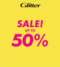 Erbjudanden från Glitter i Glitter ( Publicerades idag)