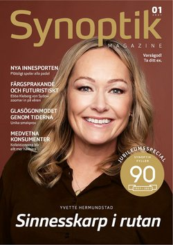 Synoptik-katalog ( 13 dagar kvar )