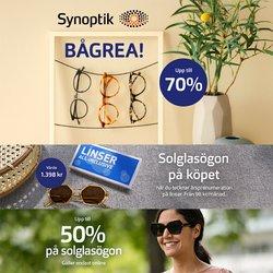 Erbjudanden från Apotek och Hälsa i Synoptik ( Går ut idag)
