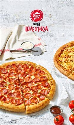 Pizza Hut-katalog ( Har gått ut )
