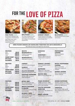 Erbjudanden från Pizza Hut i Pizza Hut ( Mer än en månad)