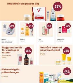 Erbjudanden från Apotek och Hälsa i Kronans Apotek ( 19 dagar kvar )