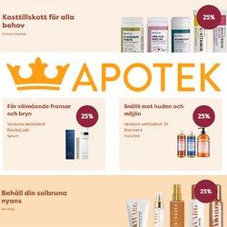 Erbjudanden från Apotek och Hälsa i Kronans Apotek ( 8 dagar kvar)