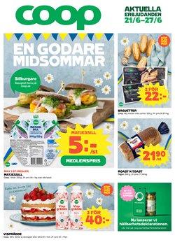 Erbjudanden från Matbutiker i Coop Nära ( Publicerades idag)