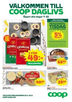 Coop Daglivs-katalog ( Har gått ut )