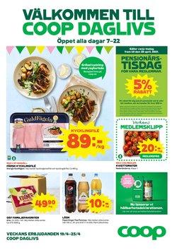 Coop Daglivs-katalog ( 3 dagar sedan )