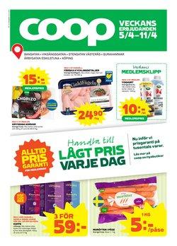 Coop-katalog ( Går ut idag )