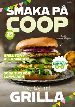 Coop-katalog ( Mer än en månad)