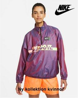 Nike-katalog ( Mer än en månad )