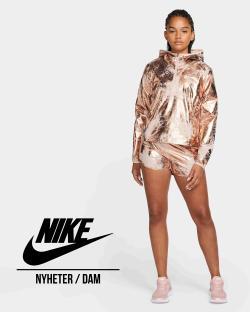 Nike-katalog ( Mer än en månad)