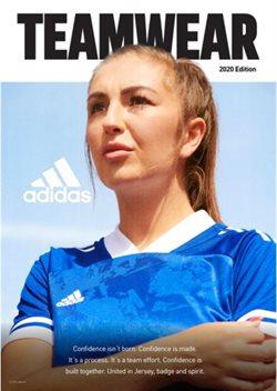 Adidas-katalog i Stockholm ( Mer än en månad )