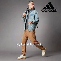 Adidas-katalog ( Mer än en månad )