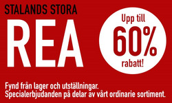 Erbjudanden från Stalands i Stockholm