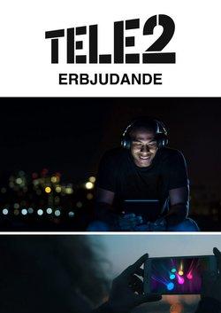 Erbjudanden från Tele2 i Tele2 ( Publicerades igår)