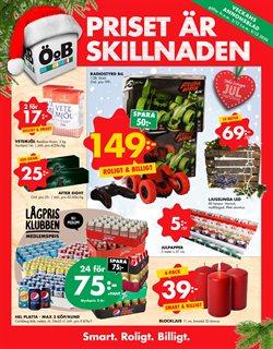 ÖoB-katalog i Stockholm ( Publicerades igår )