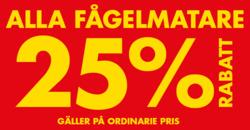 Erbjudanden från ÖoB i Arboga