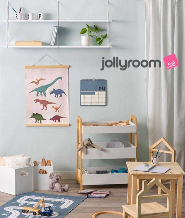 Jollyroom-katalog ( 3 dagar kvar )