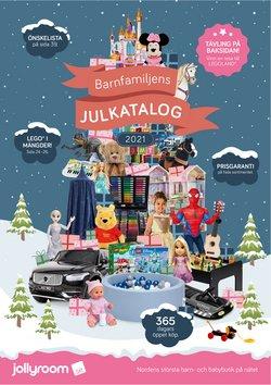 Erbjudanden från Leksaker och Barn i Jollyroom ( Mer än en månad)