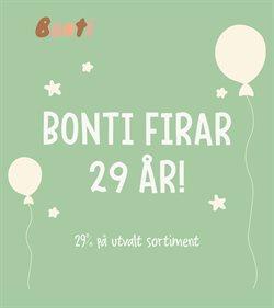 Bonti-katalog ( 10 dagar kvar )