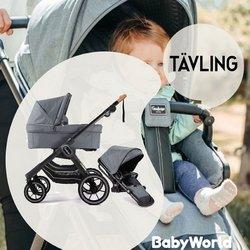 Erbjudanden från Leksaker och Barn i Big Baby ( Publicerades idag)