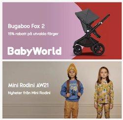 Erbjudanden från Leksaker och Barn i Big Baby ( 4 dagar kvar)