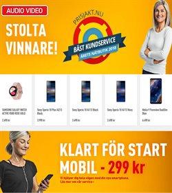 Erbjudanden från Audio Video i Göteborg