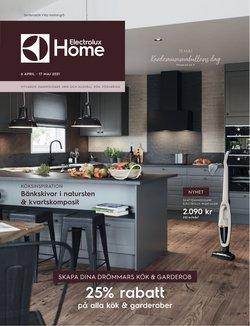 Electrolux Home-katalog ( 8 dagar kvar)