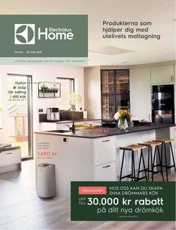 Electrolux Home-katalog ( 7 dagar kvar)