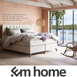 Erbjudanden från EM Home i EM Home ( Går ut imorgon)