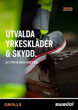 Swedol-katalog i Malmö ( Mer än en månad )