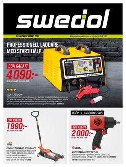 Swedol-katalog ( Publicerades idag )