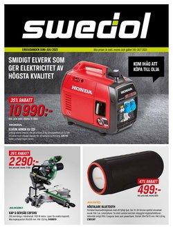 Erbjudanden från Swedol i Swedol ( 6 dagar kvar)