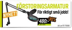 Erbjudanden från Swedol i Göteborg