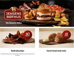 Jensen's Bøfhus-katalog ( 2 dagar kvar )