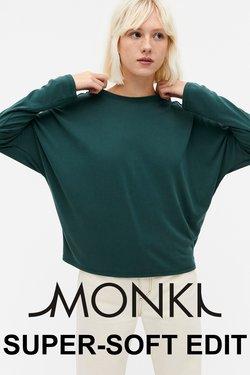 Erbjudanden från Monki i Monki ( Mer än en månad)