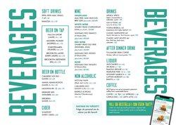 Restauranger och Kaféer erbjudanden i O'Learys katalogen i Bromma ( 25 dagar kvar )