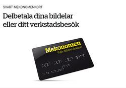 Erbjudanden från Mekonomen i Stockholm