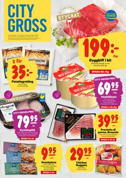 City Gross-katalog ( Går ut idag )