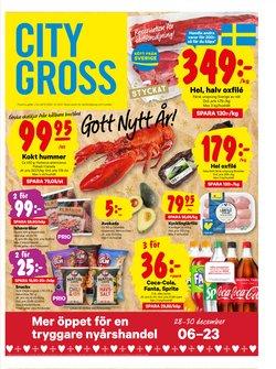 City Gross-katalog i Stockholm ( Har gått ut )