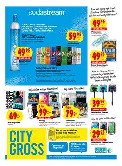 Erbjudanden från Matbutiker i City Gross ( Publicerades igår )