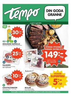 Tempo-katalog ( Har gått ut)