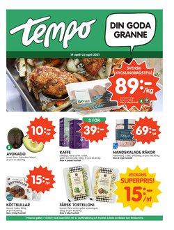 Tempo-katalog ( 4 dagar kvar)