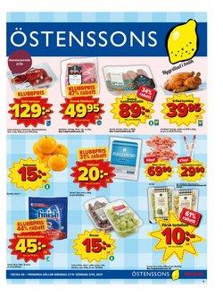 Erbjudanden från Östenssons i Östenssons ( Publicerades idag)