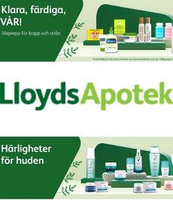 Lloyds Apotek-katalog ( Går ut imorgon )
