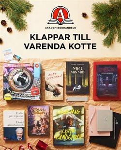 Böcker och Kontorsmaterial erbjudanden i Akademibokhandeln katalogen i Uppsala ( 27 dagar kvar )