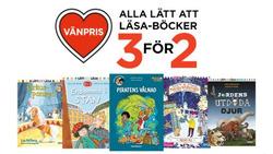 Erbjudanden från Akademibokhandeln i Stockholm