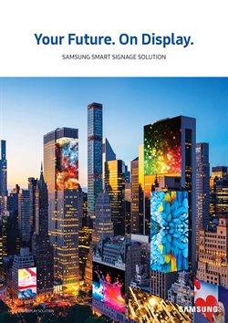 Elektronik och vitvaror erbjudanden i Samsung katalogen i Stockholm
