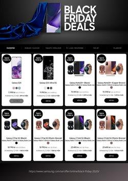 Erbjudanden från Elektronik och Vitvaror i Samsung ( Går ut imorgon )