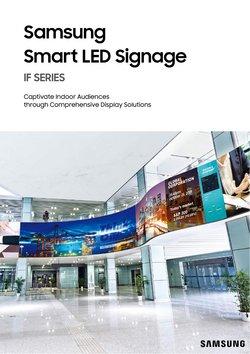 Erbjudanden från Elektronik och Vitvaror i Samsung ( Mer än en månad)